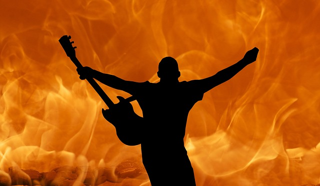 Musik och träning är min grej!